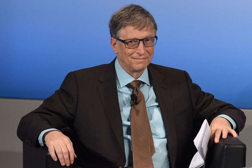 Microsoft co-founder Bill Gates, whose wealth is estimated at US$86 billion (S$120.2 billion), led the list for the fourth straight year.