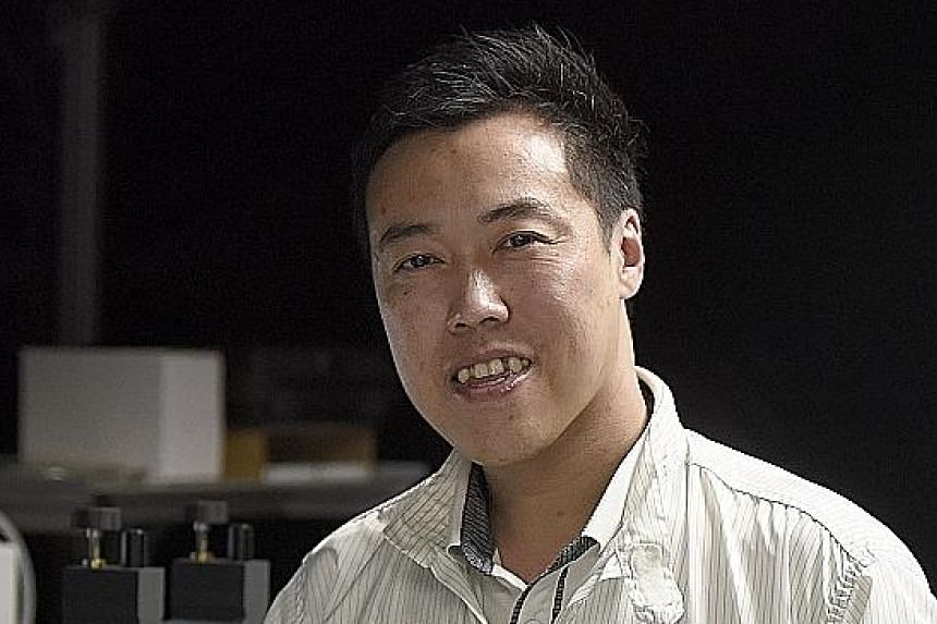 Mr Tay worked as an automation engineer designing machines before switching to the optics field.