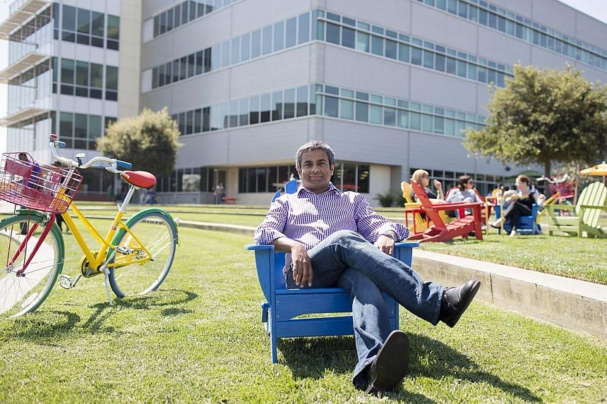 Google's vice-president for staffing and operations Sunil Chandra says Google has used data analytics for years to hire people with the right fit. The company also uses hiring panels, including many of its employees, to interview applicants.