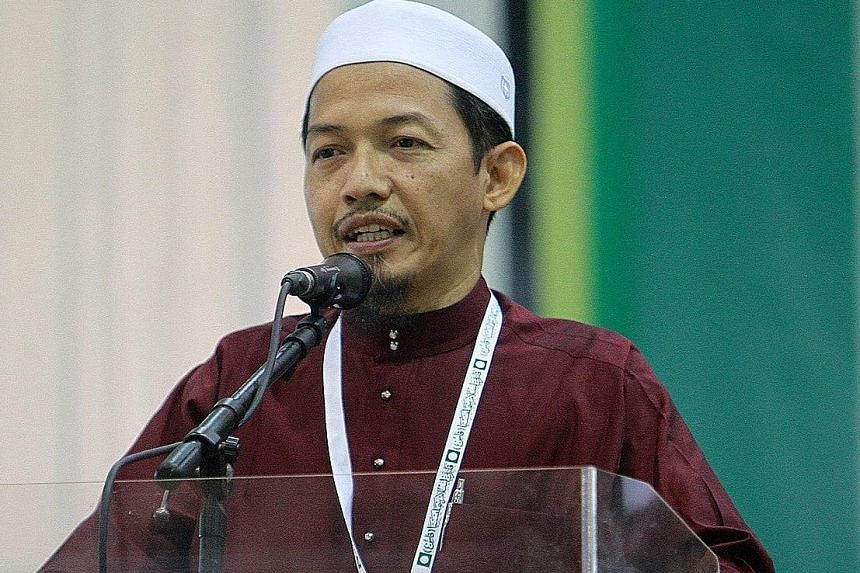 PAS Youth chief Nik Abduh Nik Aziz secured only 37 votes on Saturday, against the incumbent's 207.