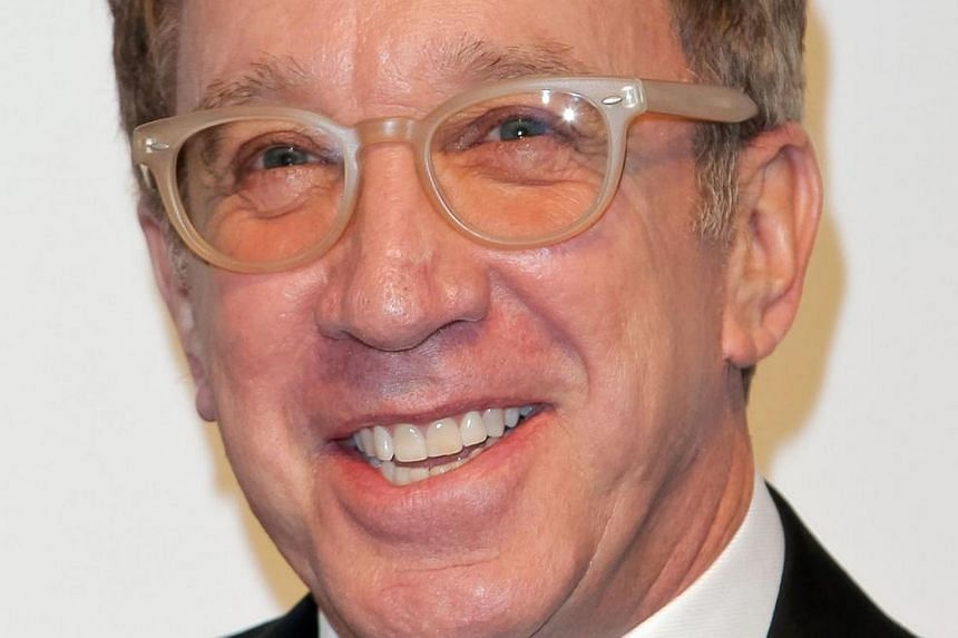 US actor Tim Allen at the 25th annual Elton John AIDS Foundation's Academy Awards Viewing Party.