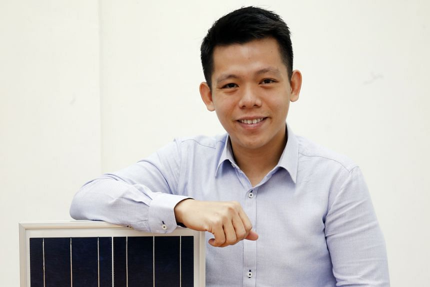 Mr Khor says the firm expects to be operating 100 mwp of solar assets by the end of the year, way up from the 30 mwp now.