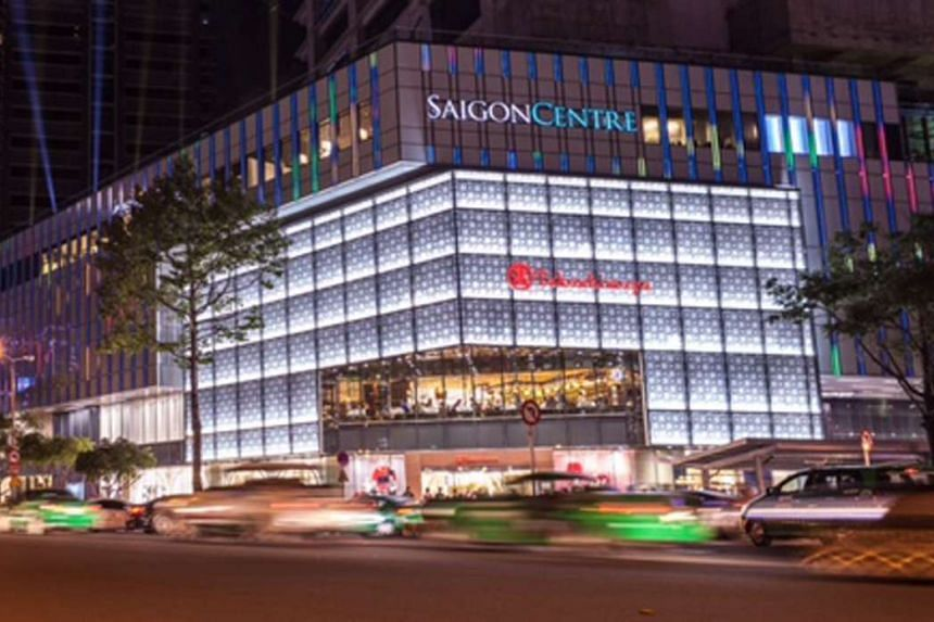 Saigon Centre, strategically located in Ho Chi Minh City's central business district, is being rolled out in phases. Its retail mall was opened in August last year, with Takashimaya as the anchor tenant.