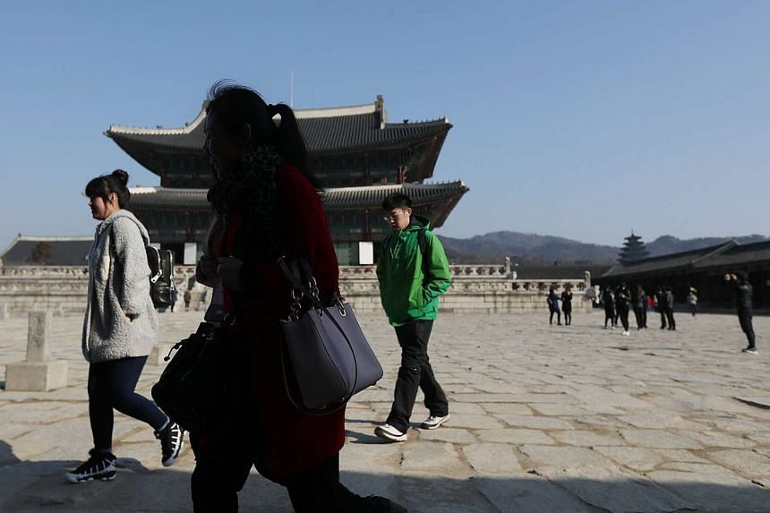 Beijing launched a series of measures against the South, forcing dozens of South Korean retail stores in China to shut their doors and banning Chinese tour groups from visiting.