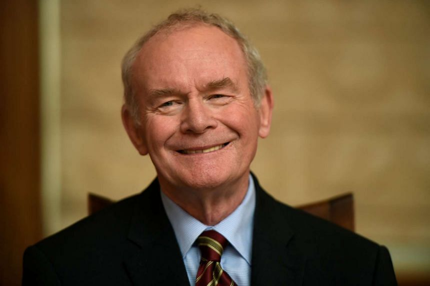 Former IRA fighter Martin McGuinness has died, aged 66.