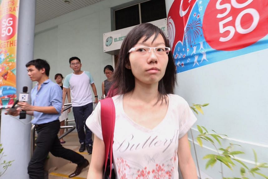 Blogger Han Hui Hui has removed a series of online posts and a video in which she alleged judges had lied to persecute her politically, after the Attorney-General's Chambers (AGC) warned her that her claims were in contempt of court.