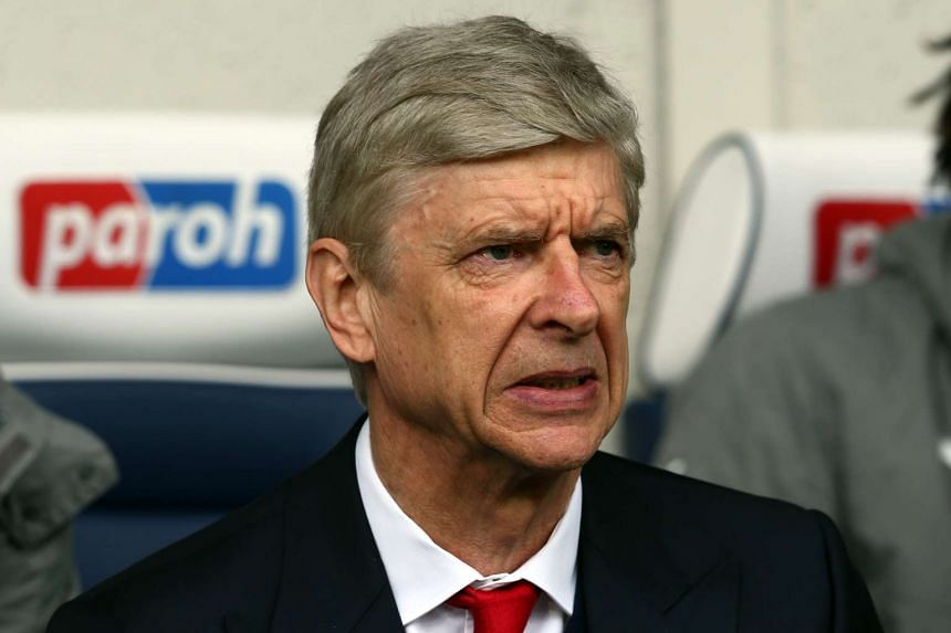 Arsene Wenger has come under fire from fans after Arsenal were thrashed by Bayern Munich in the Champions League and slipped out of the Premier League's top four.
