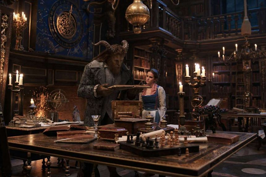 Live-action film Beauty And The Beast will be screened from March 30 onwards with a PG13 rating and no cuts.