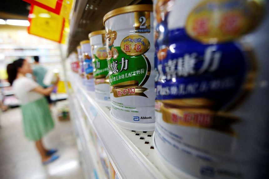 A 34-year-old man has been arrested for involvement in the theft of 24 tins of milk powder from a supermarket along Turf Club Road.