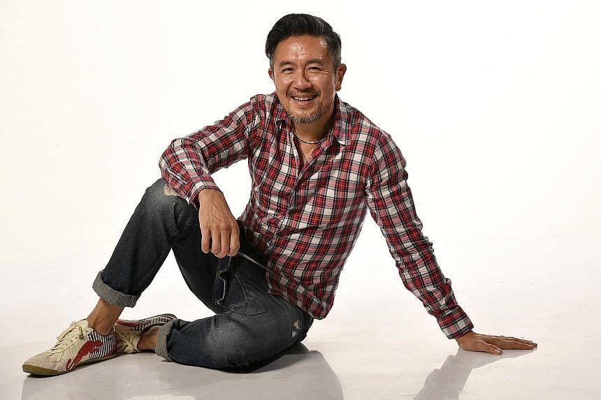 Adrian Pang.