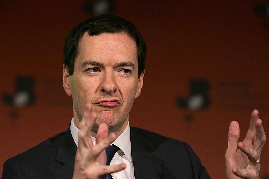 Mr Osborne, a former finance minister, has been named as the editor of London's Evening Standard.