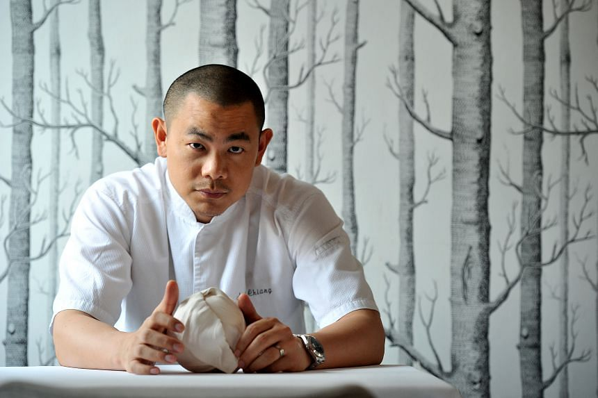 Taiwan-born Andre Chiang has been named this year's recipient of Asia's 50 Best Lifetime Achievement Award.