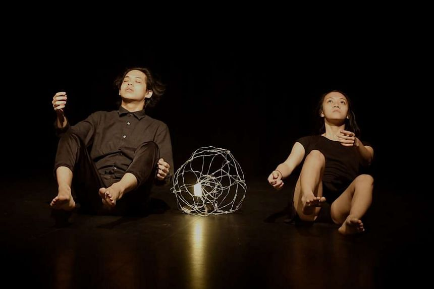 I Have Nothing To Do With Explosions, by Singapore artists Adam Lau and Caroline Chin, will take place during Off Stage, a platform for promising works-inprogress.