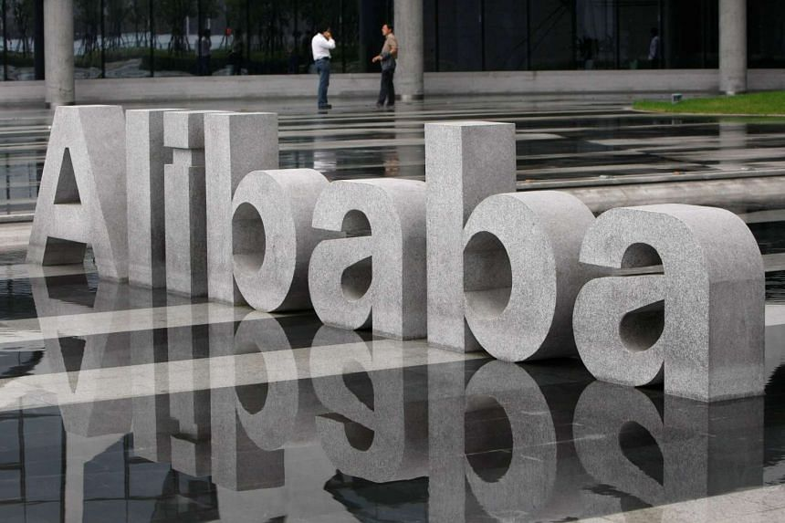 Alibaba (China) Technology's headquarters on the outskirts of Hangzhou in Zhejiang province.