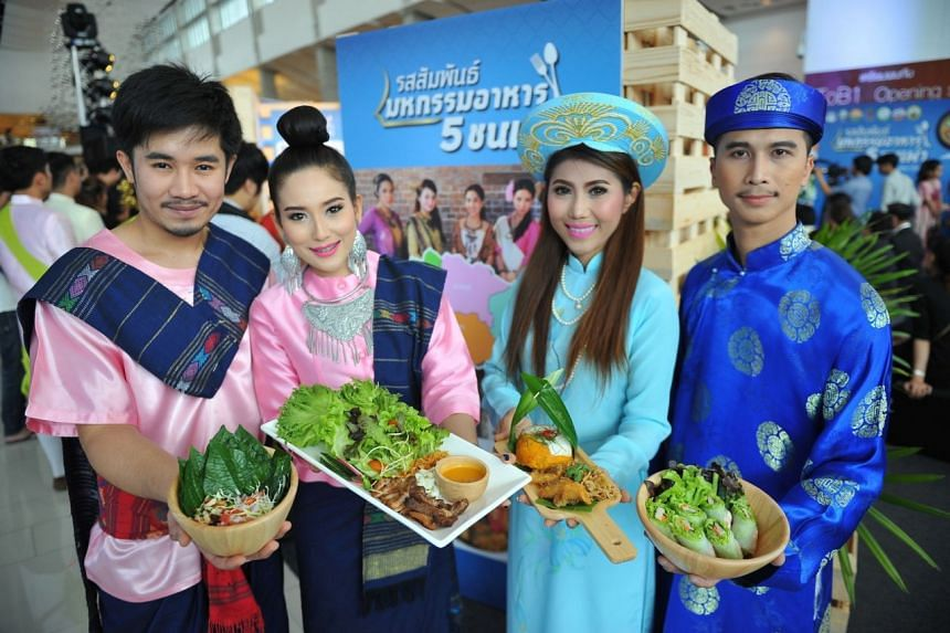 Food and local products from five provinces in Thailand's central region will be under the spotlight at the Ties of Flavour … Food from Five Provinces festival.