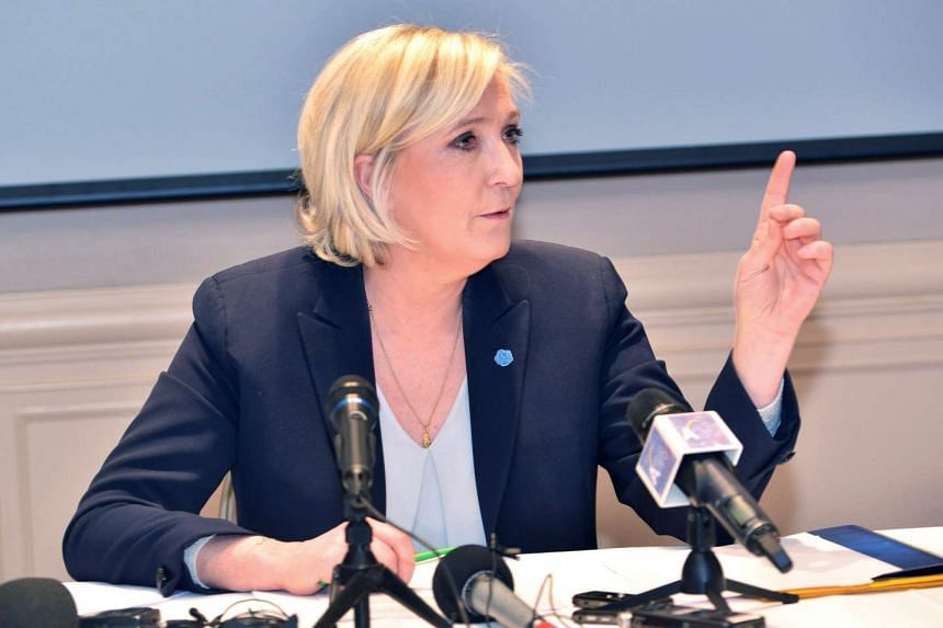 National Front leader Le Pen advocated closing down mosques with links to extremism and revoking the French nationality of those with more than one passport who were guilty of committing attacks.