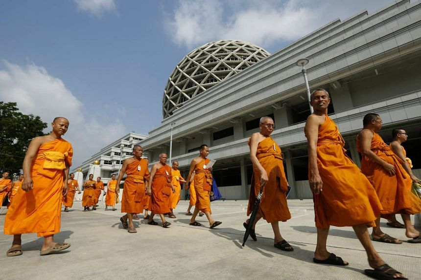 Thailand Seeks New Abbot For Scandal Hit Dhammakaya Temple Se Asia