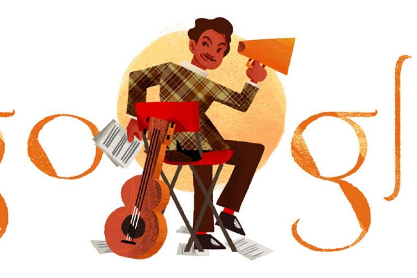 The late Tan Sri P. Ramlee got a Google Doodle dedicated to him on his 88th birthday on March 22.