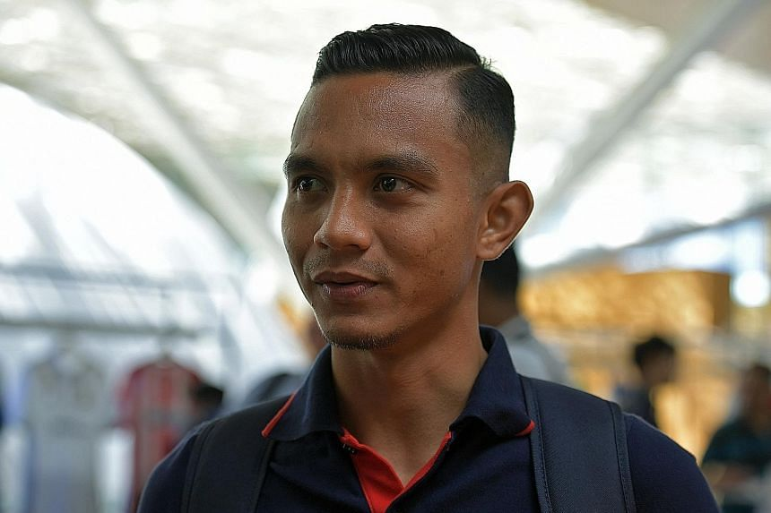 Faiz Subri won Fifa's Puskas Award for his amazing free-kick strike for Penang against Pahang in the MSL last year.