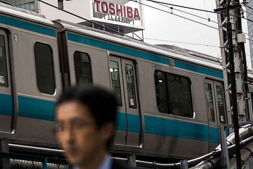 The purchase of Toshiba shares by Effissimo - which is closely watched in Japan because of its links to the country's most famous activist investor Yoshiaki Murakami - is worth about 65 billion yen (S$818 million), according to a regulatory filing ye