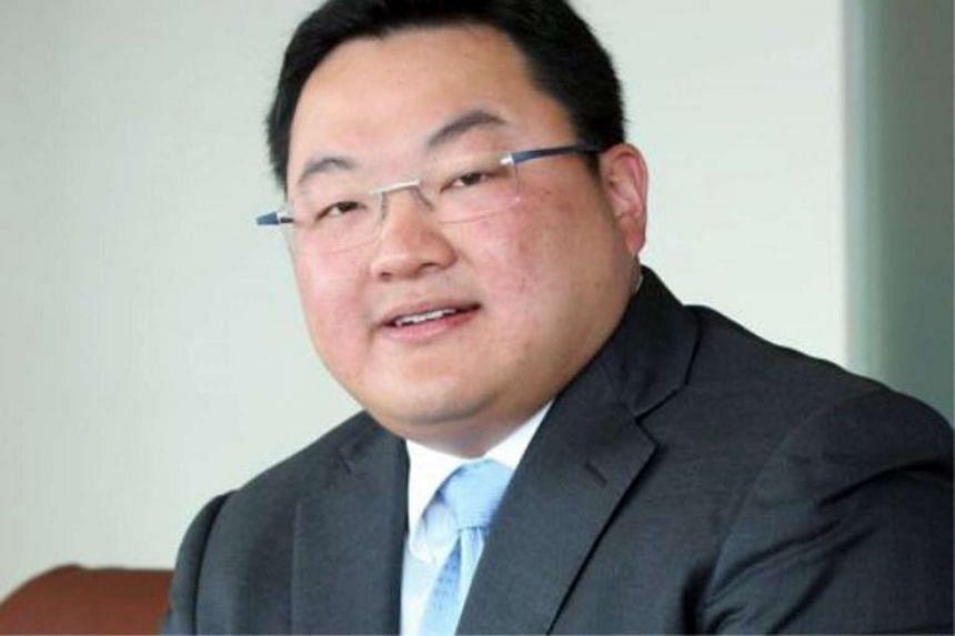 Malaysian financier Low Taek Jho.