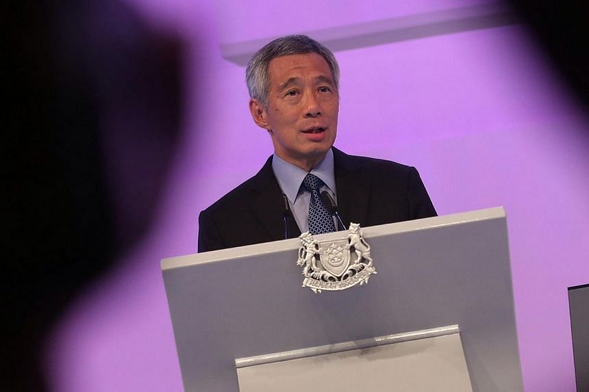 """""""It has happened elsewhere, nobody can say it will never happen in Singapore,"""" Prime Minister Lee Hsien Loong said."""