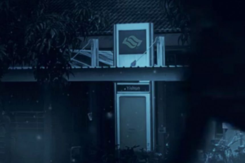 Yishun MRT station is portrayed in spooky light in a clip by Netflix, most likely to promote the second season of its supernatural series, Stranger Things.
