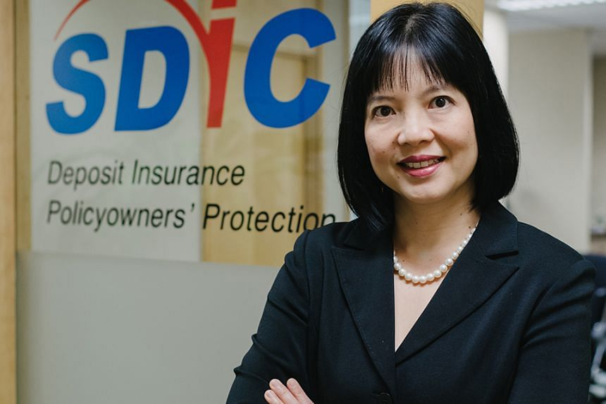 Ms Wong is taking over as CEO of the Singapore Deposit Insurance Corporation from Mr Ooi, who is retiring. She will assume the new role on May 1.
