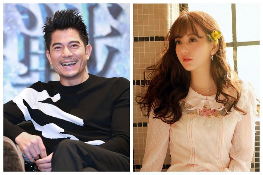 A Chinese netizen claimed to have heard a bank employee discussing Kwok's wedding to model Moka Fang.