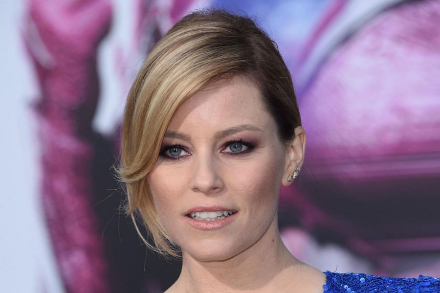 Elizabeth Banks attending the red carpet arrivals for the world premiere of Power Rangers at the Village theatre in Hollywood, California.