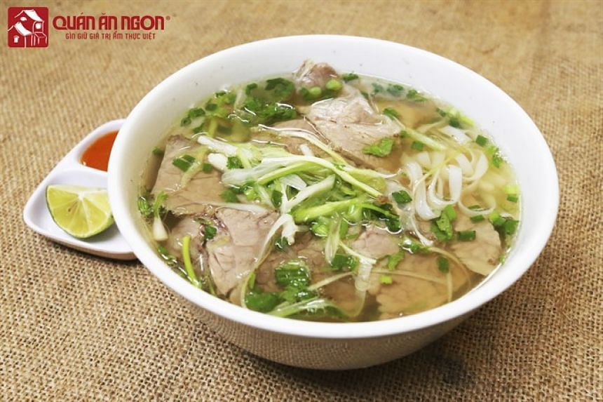 For many aficionados, a bowl of phở bò is a sacred morning ritual.