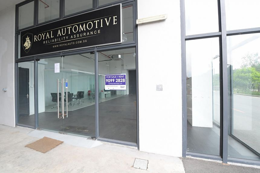 A parallel car importer in Woodlands Close, Royal Automotive, has closed down, leaving its customers high and dry.