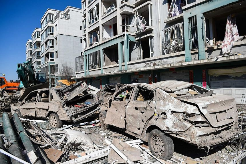 Last Saturday's blast in Inner Mongolia's Baotou City destroyed more than 80 homes and injured 25 people, Xinhua news agency said. Around 250 people were evacuated.