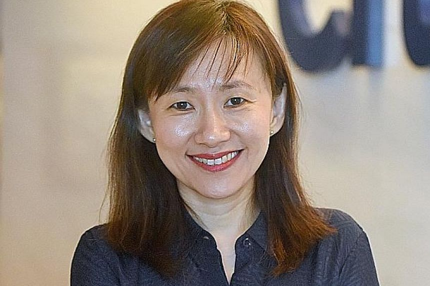 Ms Goh, head of Citi's data innovation office in Asia, says the future is in big data. She accepted her newly created role 18 months ago. Citi is among a growing number of companies which believe that mining the data of customers is strategic to thei
