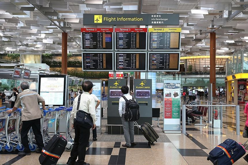 Changi Airport will see 12,000 weekly one-way seats from Singapore being added progressively in the coming weeks, to various destinations.