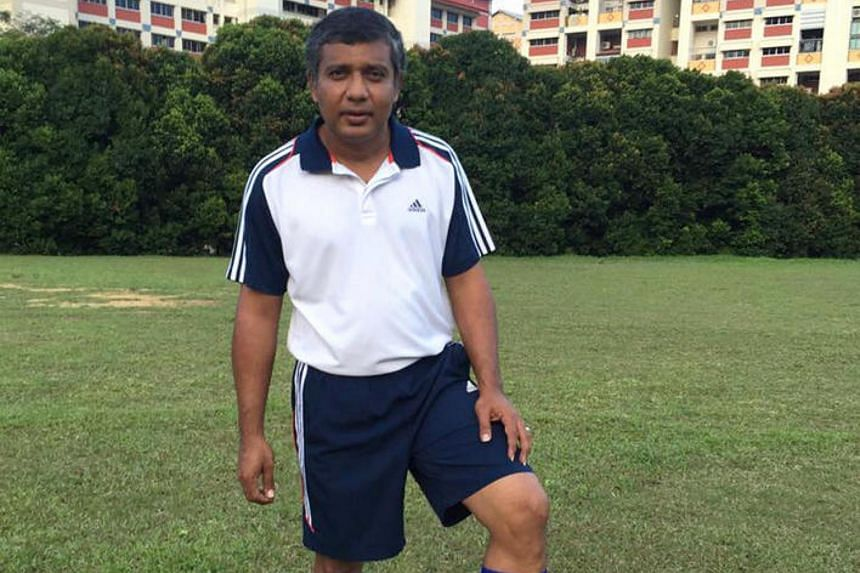 Businessman Kumar Appavoo is running for one of the six Football Association of Singapore (FAS) council member seats that will be elected on its April 29 polls.