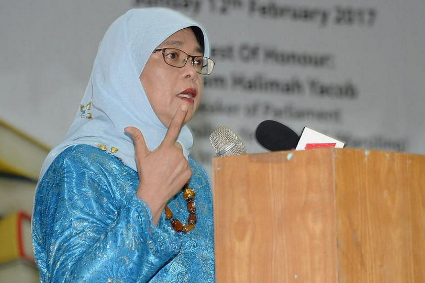 Speaker of Parliament Halimah Yacob will be on an official visit to Australia from Monday (March 27) to Wednesday (March 29) to foster interactions between both countries' parliamentarians.