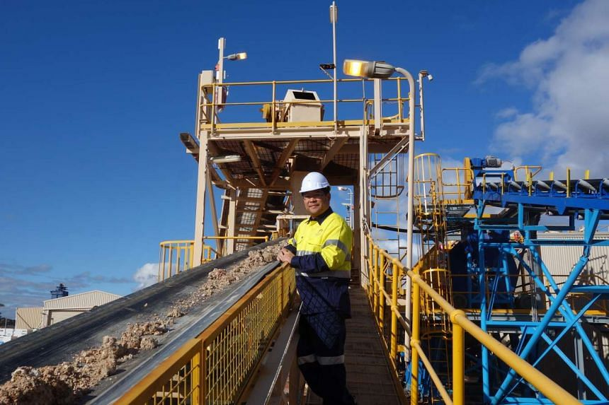 Mr Pramoko says he loves what he is doing. Over the past two decades, the industry veteran has gone from quarrying to mining gemstones and, finally, tantalum and lithium.