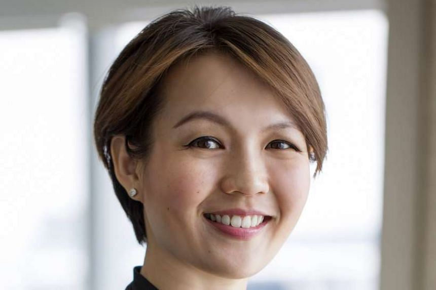 Mrs Fang Ai Lian, Ms Elizabeth Kong (above) and Ms Aliza Knox are on the board of SingPost; Mrs Ow Foong Pheng and Ms Euleen Goh are the two women among the nine members of DBS Bank's board.
