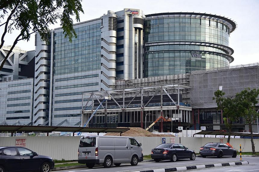CapitaLand has signed a contract to manage the upcoming mall at the new SingPost Centre.