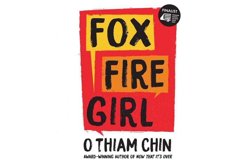 Fox Fire Girl.