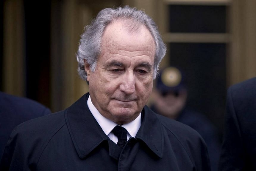 Bernie Madoff is serving a 150-year prison sentence for the biggest US fraud in history.