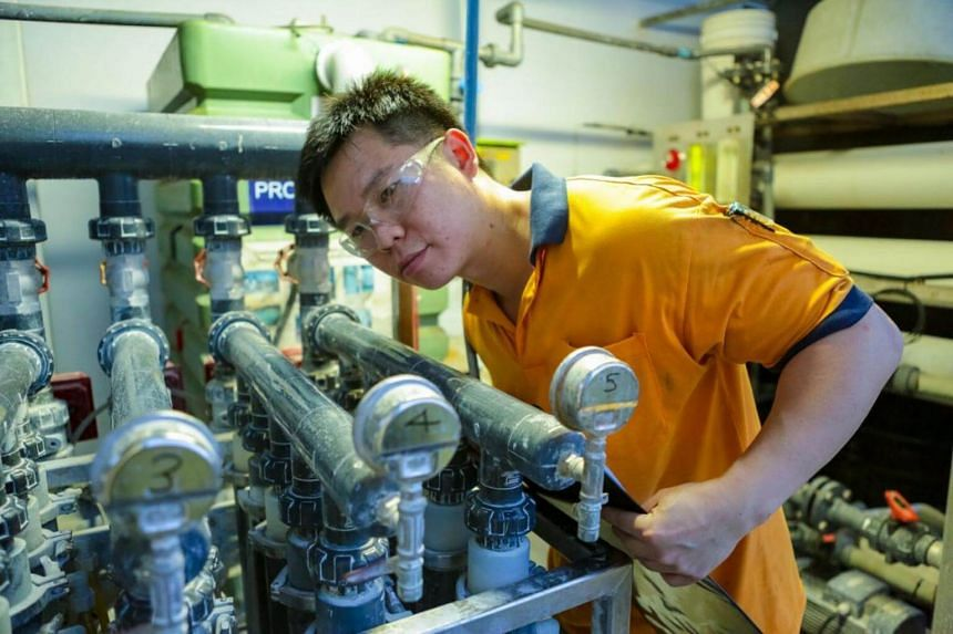 Pratt & Whitney utilises water reduction technologies to cut down water usage in the company.