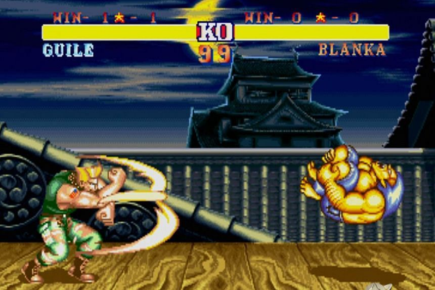 Street Fighter II is among the 12 finalists up for induction into the World Video Game Hall of Fame.