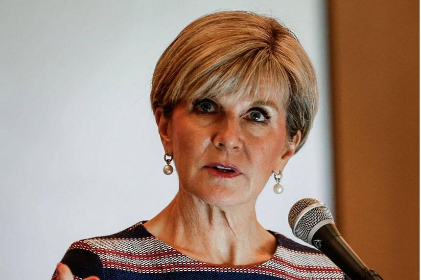 Eager to head-off any possible diplomatic fallout, Australian Minister for Foreign Affairs Julie Bishop met with China's ambassador to Australia on Tuesday (March 28), the source said.
