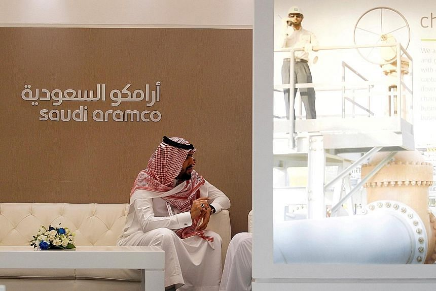 Aramco's income tax, paid on the company's profit, has been cut to 50 per cent from 85 per cent. The move will free up billions of dollars of cash flow that the firm can pass on as higher dividends, a step seen as crucial to enticing investors to the