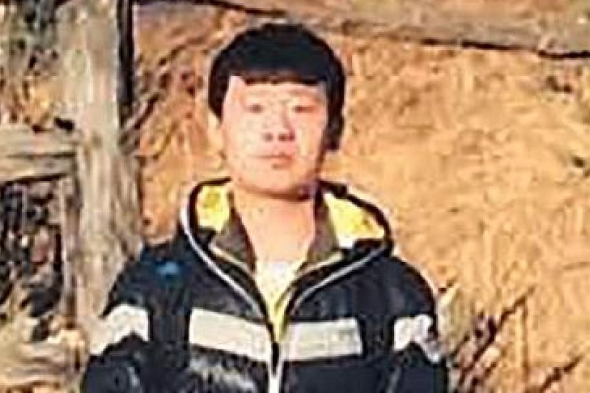 Yu Huan was convicted of stabbing to death a debt collector who had beaten and humiliated his mother Su Yinxia. She had borrowed over one million yuan and faced difficulty clearing the debt as the 10 per cent monthly interest payments kept piling up.