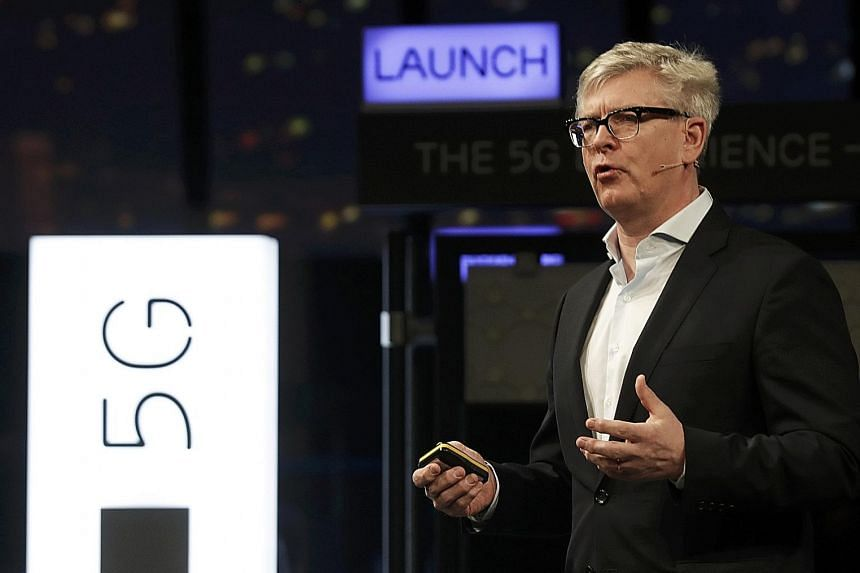 Mr Ekholm, who took over as chief executive officer in January, has mapped out a new strategy to help lead Ericsson out of its worst crisis in a decade.
