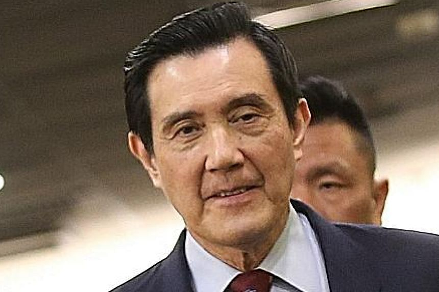 Mr Ma Ying-jeou was found not guilty of defamation and leaking secret information yesterday. But he still faces a separate lawsuit filed by the government, involving similar charges relating to leaks over the same investigation.