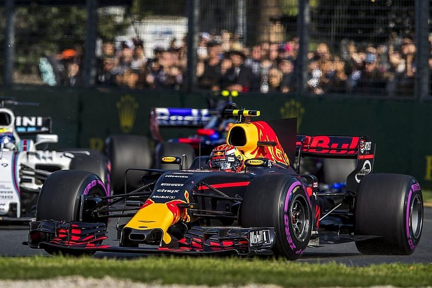 The exciting Dutch youngster Max Verstappen may get better passing opportunities in Shanghai.